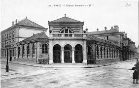 Hôpital Bretonneau à Paris 18